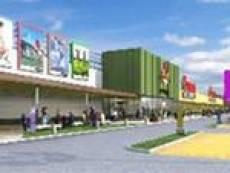 В Саранске началось строительство крупнейшего торгово-развлекательного центра