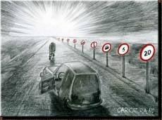 Мордовию похвалили за стремление к безопасным дорогам