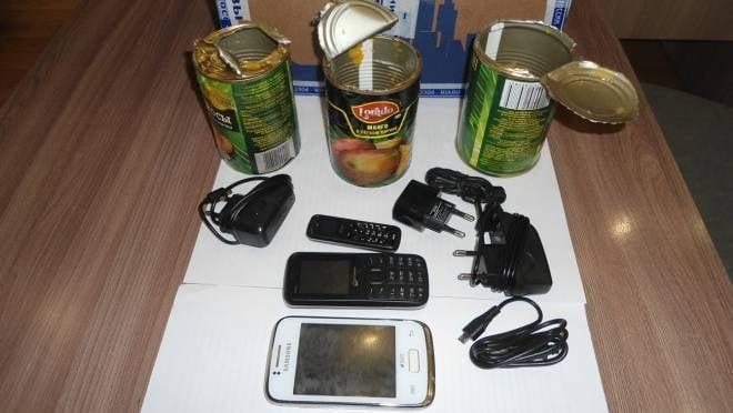 Заключенному Дубравлага прислали высокотехнологичные консервы