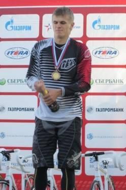 Велоэкстремал из Мордовии стал победителем этапа Кубка России