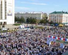Мордовия присоединится к «Кроссу Нации-2012»