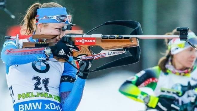 Выступающая за Мордовию биатлонистка Ольга Подчуфарова взяла паузу