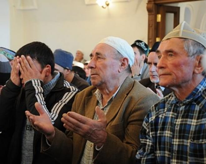 Мусульмане Мордовии сегодня отмечают Курбан-Байрам