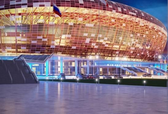 Минстрой дал добро на строительство стадиона к ЧМ-2018 в Саранске