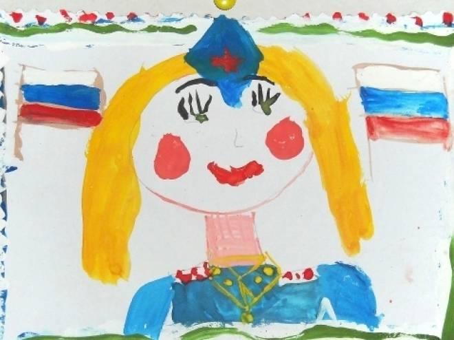 Жительница Мордовии может стать лучшей мамой-полицейским