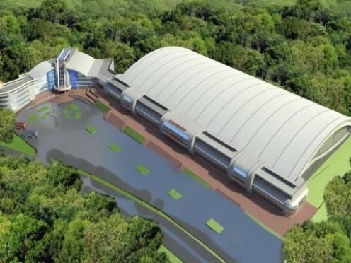 Строительство Центра олимпийской подготовки в Саранске «разморозят»