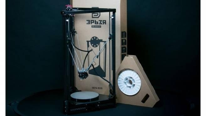 В Саранске начали производить 3D-принтеры «Эрьзя»