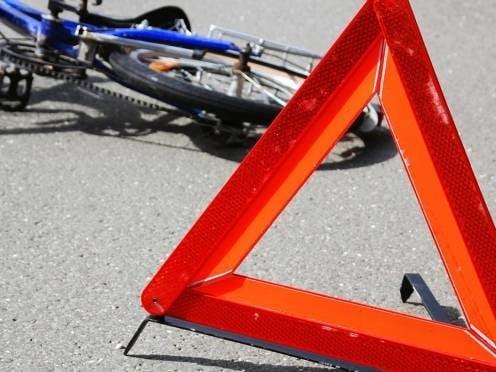 В Мордовии юная велосипедистка попала под колёса авто