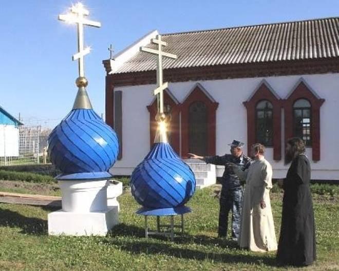 В самой многонациональной колонии Мордовии появится православный храм