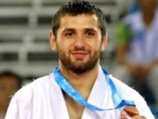 Роберт Мшвидобадзе (Мордовия) взял «серебро» Кубка мира по дзюдо