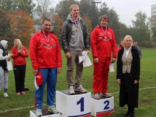 Молотобойцы из Мордовии собрали все награды в Смоленске