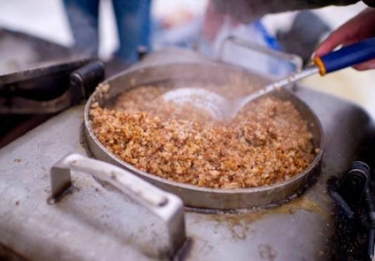 Жителей Саранска накормят полевой кухней