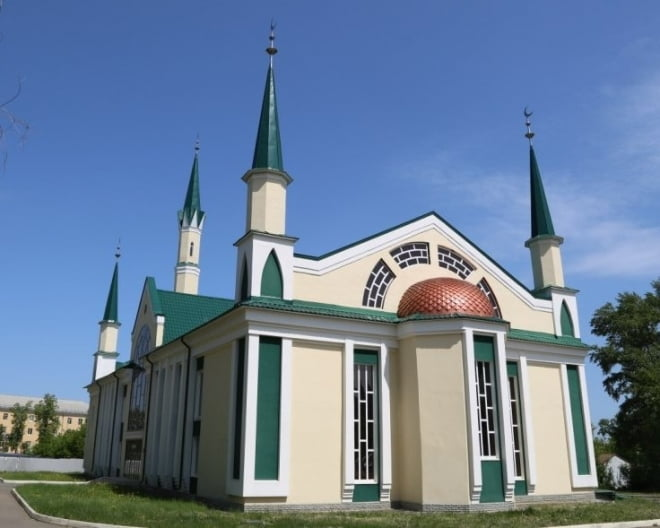 Сегодня мусульмане Мордовии вместе со всем миром отмечают Курбан-байрам