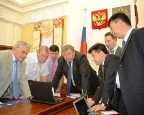 Мордовия будет сотрудничать с Китаем