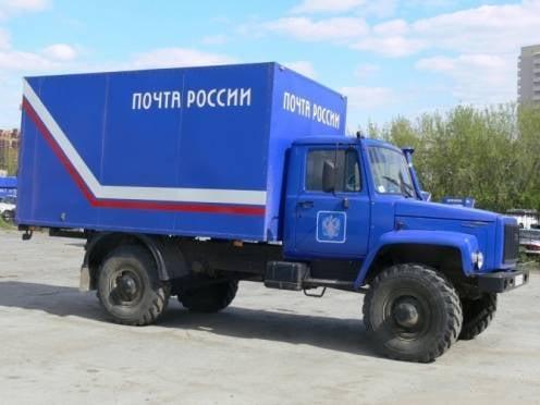 Почтовики Мордовии получили новые автомобили