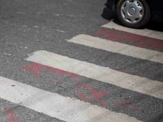 В Саранске студент на «Приоре» оставил сбитую девушку на дороге