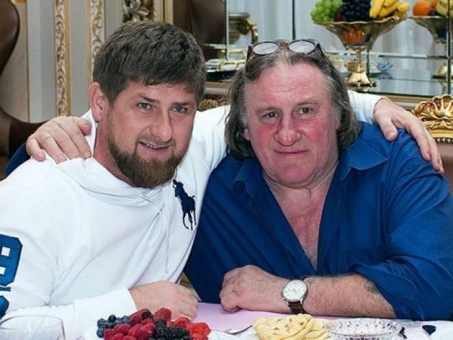 Жерара Депардье переманивают из Мордовии в Чечню