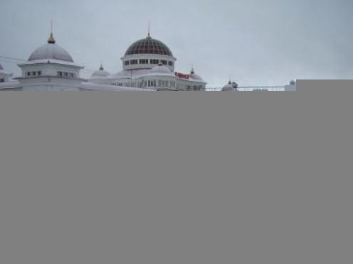 Обильный снегопад  ставит под угрозу работу железнодорожного транспорта в Мордовии