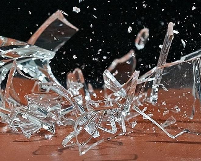 Посетитель кафе Саранска разбил стакан о лицо соседа