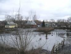 Паводок 2013: В Саранске вода ушла с Посопа