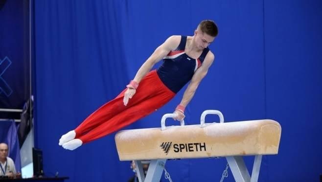 Гимнаст из Мордовии борется за награды Кубка России