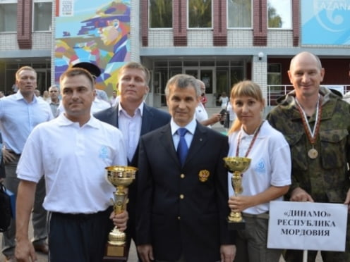 Команда стрелков из Мордовии оказалась самой меткой