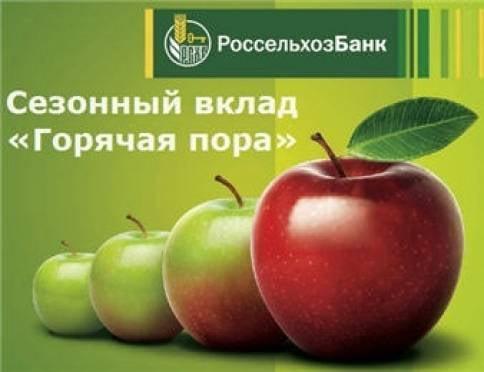 Мордовский филиал РCХБ подвел итоги действия сезонного вклада «Горячая пора»