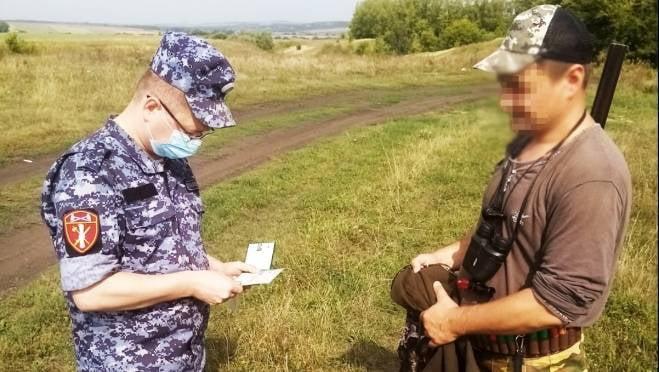 В Мордовии прошли рейды по соблюдению правил охоты
