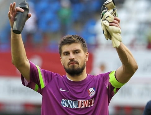 Лучший игрок «Мордовии» по мнению болельщиков вернулся в «Локомотив»