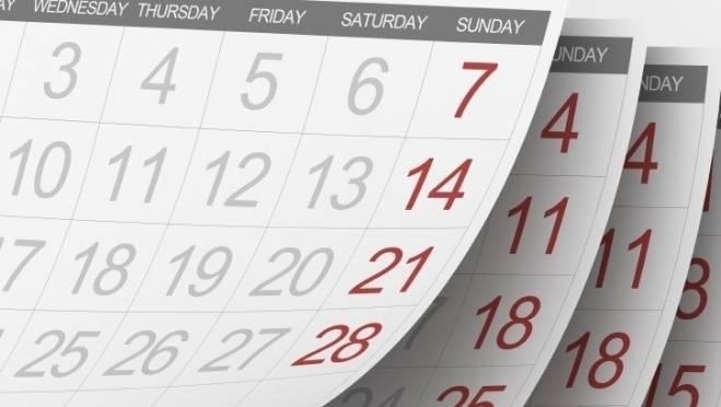Минтруд предложил график праздничных выходных на 2018 год