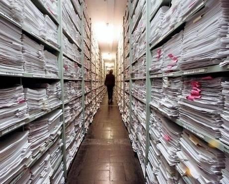 Росреест Мордовии начал оцифровку архивов
