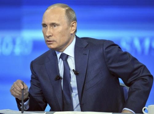 Путин отвечал на вопросы россиян почти четыре часа