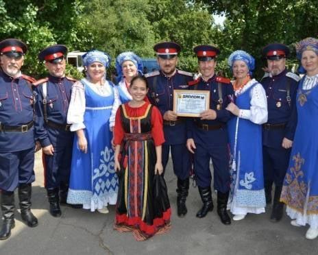 Мордовские казаки допелись до лауреатов международного фестиваля