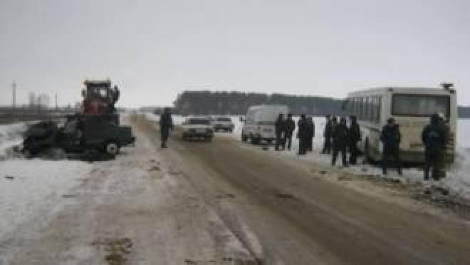 В Мордовии в ДТП погиб годовалый малыш (фото)