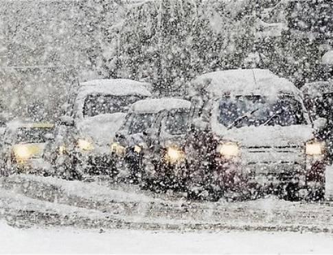 На Мордовию обрушится обильный снегопад