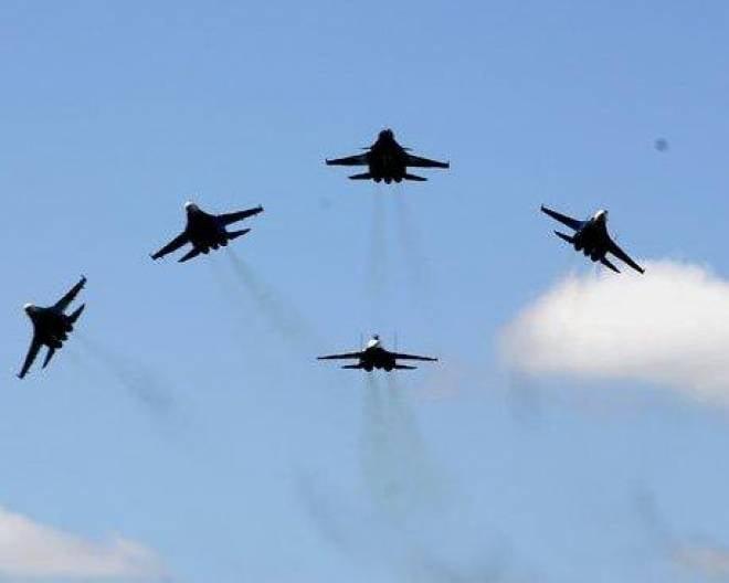 В Саранск прилетят «Соколы России»