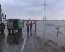 В случае бурного паводка в Мордовии могут быть затоплены шесть автодорог