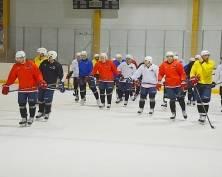 Хоккеисты «Мордовии» вышли на лед