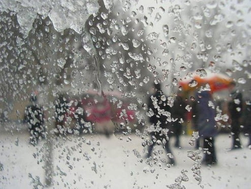 Завтра в Мордовии ожидается мокрый снег