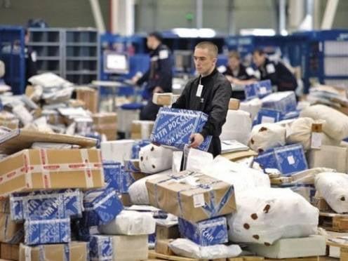 В предновогодние дни почтовикам Мордовии пришлось «попотеть»