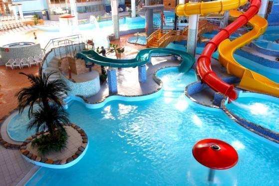 Аквапарк в Саранске построят за 18 месяцев