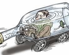 Пьяный мужчина катался по Саранску на машине друга без его ведома