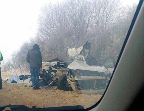 ДТП с двумя погибшими под Саранском: водитель «Шевроле» не справился с управлением