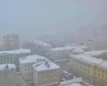На выходные в Мордовию вернется зима