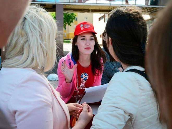 В центре Саранска будут «вербовать» в волонтёры