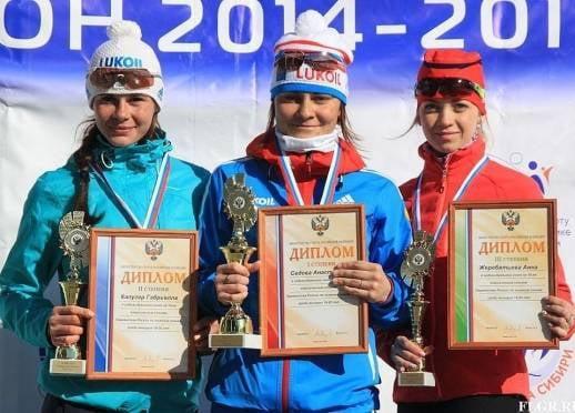 Юная лыжница принесла Мордовии «золото» первенства России