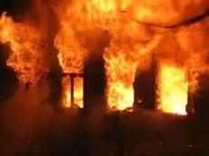 За три дня в Мордовии произошло десять пожаров