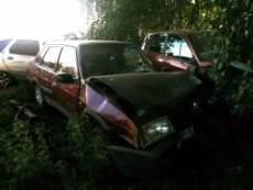 В Мордовии при столкновении трёх машин пострадал ребёнок