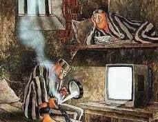 Сотрудник мордовской колонии организовал заключенным «дольче вита»