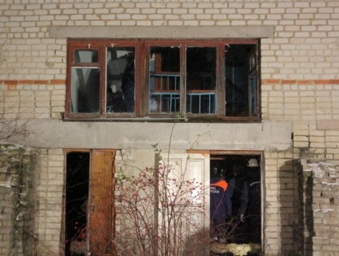 По факту обрушения общежития в Ромоданово возбуждено уголовное дело